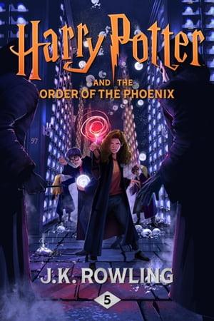 洋書, BOOKS FOR KIDS Harry Potter and the Order of the Phoenix J.K. Rowling