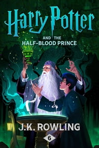 洋書, BOOKS FOR KIDS Harry Potter and the Half-Blood Prince J.K. Rowling