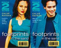 Footprints in the Sand (Back-2-Back, Book 1)【電子書籍】[ Chloe Rayban ]