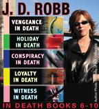 J.D. Robb The IN DEATH Collection Books 6-10【電子書籍】[ J. D. Robb ]