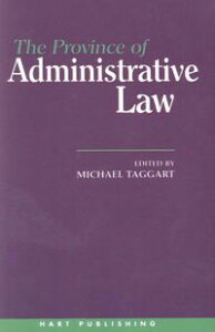 The Province of Administrative Law【電子書籍】