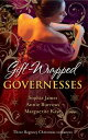 Gift-Wrapped Governesses: Christmas at Blackhaven Castle / Governess to Christmas Bride / Duchess by Christmas (Mills & Boon M&B)【電子書籍】[ Sophia James ]