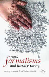 New Formalisms and Literary Theory【電子書籍】