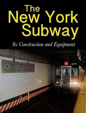 洋書, TRAVEL The New York Subway Interborough Rapid Transit Company
