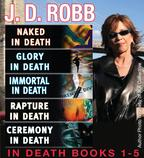 J. D. Robb In Death Collection Books 1-5【電子書籍】[ J. D. Robb ]