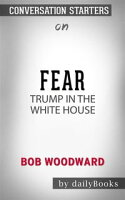 Fear: Trump in the White House by Bob Woodward | Conversation Starters