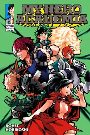 洋書, FAMILY LIFE & COMICS My Hero Academia, Vol. 22That Which Is Inherited Kohei Horikoshi