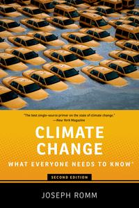 Climate ChangeWhat Everyone Needs to Know?【電子書籍】[ Joseph Romm ]