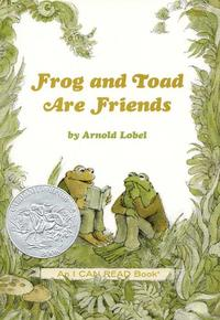 Frog and Toad Are Friends I Can Read Level 2