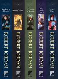 The Wheel of Time, Books 5-9(The Fires of Heaven, Lord of Chaos, A Crown of Swords, The Path of Daggers, Winter's Heart)【電子書籍】[ Robert Jordan ]