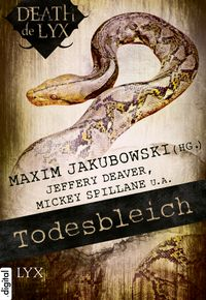 Death de LYX - Todesbleich【電子書籍】[ Jeffery Deaver ]