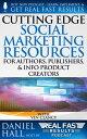 楽天Kobo電子書籍ストアで買える「Cutting Edge Social Marketing Resources for Authors, Publishers, & Info-Product CreatorsReal Fast Results, #93【電子書籍】[ Daniel Hall ]」の画像です。価格は109円になります。