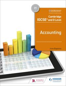 Cambridge IGCSE and O Level Accounting【電子書籍】[ June Baptista ]