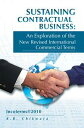 Sustaining Contractual Business: an Exploration of the New Revised International Commercial Terms...