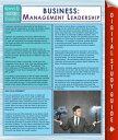 楽天Kobo電子書籍ストアで買える「Business: Management Leadership (Speedy Study Guides【電子書籍】[ Speedy Publishing ]」の画像です。価格は119円になります。