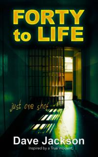 洋書, FICTION & LITERTURE FORTY to LIFE Dave Jackson