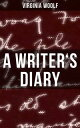 A WRITER'S DIARY...