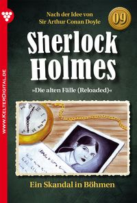 Sherlock Holmes 9 ? KriminalromanEin Skandal in B?hmen【電子書籍】[ Sir Arthur Conan Doyle ]