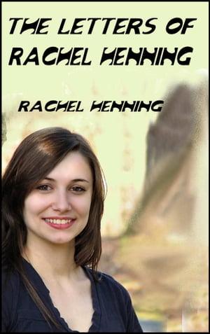 洋書, FICTION & LITERTURE The Letters of Rachel Henning Rachel Henning