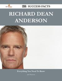 Richard Dean Anderson 122 Success Facts - Everything you need to know about Richard Dean Anderson【電子書籍】[ Jack Peterson ]