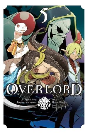 洋書, FAMILY LIFE & COMICS Overlord, Vol. 5 (manga) Kugane Maruyama