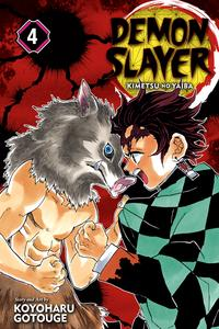 洋書, FAMILY LIFE & COMICS Demon Slayer: Kimetsu no Yaiba, Vol. 4Robust Blade Koyoharu Gotouge