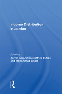 Income Distribution In Jordan【電子書籍】[ Kamel Abu Jaber ]