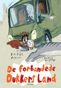 De Forbandede Dukkers Land【電子書籍】[ Kim Fupz Aakeson ]