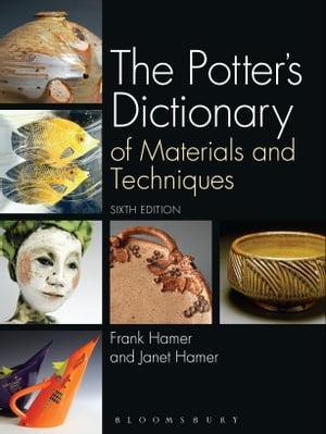 洋書, ART & ENTERTAINMENT The Potters DictionaryOf Materials and Techniques Frank Hamer