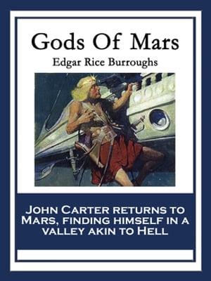 洋書, FICTION & LITERTURE Gods Of Mars Edgar Rice Burroughs