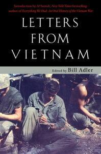 Letters from VietnamVoices of War【電子書籍】[ Bill Adler ]