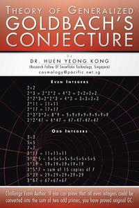 Theory of Generalized Goldbach's Conjecture【電子書籍】[ Huen Yeong Kong ]