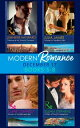 Modern Romance Collection: December Books 5 - 8: A Night of Royal Consequences / Carrying His Scandalous Heir / Christmas at the Tycoon's Command / Innocent in the Billionaire's Bed (Mills & Boon e-Book Collections)【電子書籍】[ Clare Connelly ]