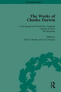 The Works of Charles Darwin: Vol 12: A Monograph on the Sub-Class Cirripedia (1854), Vol II, Part 1【電子書籍】[ Paul H Barrett ]