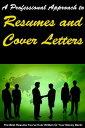 楽天Kobo電子書籍ストアで買える「A Professional Approch to Resumes and Cover Letters【電子書籍】[ Thrive Living Library ]」の画像です。価格は594円になります。