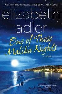 One of Those Malibu NightsA Novel【電子書籍】[ Elizabeth Adler ]