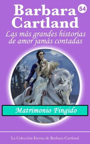 洋書, FICTION & LITERTURE Matrimonio Fingido Barbara Cartland
