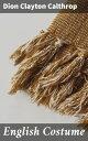 English Costume【...