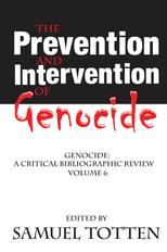 The Prevention and Intervention of Genocide【電子書籍】