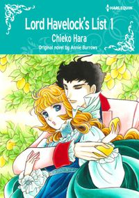 LORD HAVELOCK'S LIST 1Harlequin Comics【電子書籍】[ Annie Burrows ]