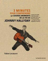 3 minutes pour comprendre 50 grands moments de la vie de Johnny HallydayL'enfant de la balle, l'idole des jeunes, les ann?es rock'n'roll, la l?gende en marche...【電子書籍】[ Fabien Lecoeuvre ]