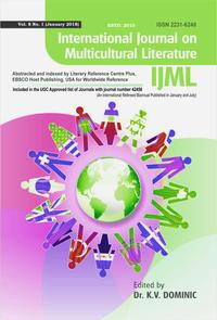 International Journal on Multicultural Literature (IJML)Vol. 8, No. 1 (January 2018)【電子書籍】[ Reddy T.V. ]