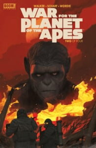 War for the Planet of the Apes #2【電子書籍】[ David F. Walker ]