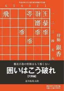 将棋世界(日本将棋連盟発行) 囲いはこう破れ【穴熊編】