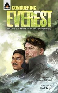 Conquering Everest: The Lives of Edmund Hillary and Tenzing Norgay【電子書籍】[ Ajo Kurian ]