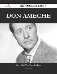 Don Ameche 113 Success Facts - Everything you need to know about Don Ameche【電子書籍】[ Cynthia West ]