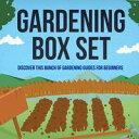 Gardening Box Se...