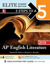 5 Steps to a 5: AP English Literature 2018 Elite Student Edition【電子書籍】[ Estelle M. Rankin ]