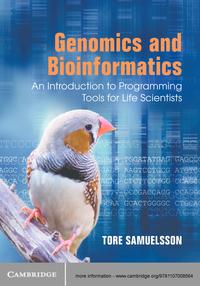 Genomics and BioinformaticsAn Introduction to Programming Tools for Life Scientists【電子書籍】[ Tore Samuelsson ]
