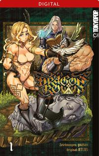 洋書, FAMILY LIFE & COMICS Dragons Crown 01 ATLUS
